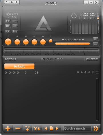 AIMP 3 Full โปรแกรมฟังเพลงเมนูภาษาไทยตัวเต็ม