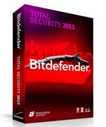 Bitdefender Total Security 2013 โปรแกรมป้องกันไวรัสอันดับหนึ่ง